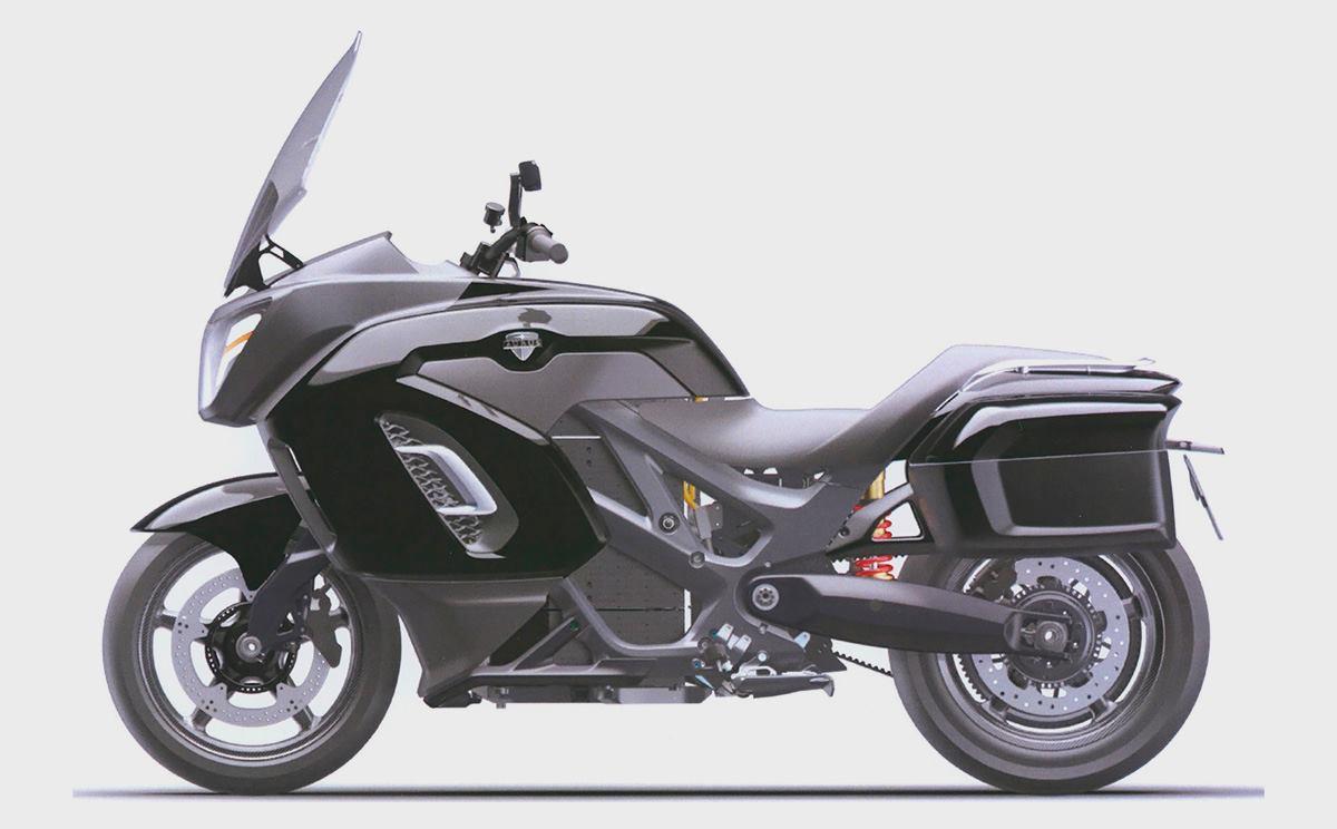 Aurus Rosyjski motocykl