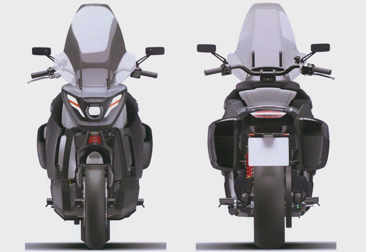 rosyjski super motocykl Aurus