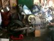 16 cylindr�w w motocyklowym silniku