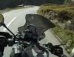 BMW R1200GS unika wypadku na kr�tej drodze
