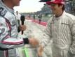 Hayden na torze DTM za kierownic� Mercedesa klasy C