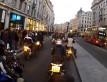 WO�P 2014 - parada motocykli w Londynie