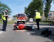 Wypadki motocyklowe 2016 Zabrze z