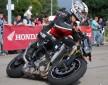 Suzuki na Gymkhana Honda z