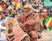 Dakar 2014 etap 8 Rafal Sonik meta z
