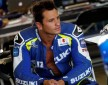 Randy De Puniet Testy Suzuki MotoGP z