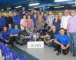 Sherco motorcycle factory  z