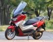 lewy przod nisko Yamaha NMax 125 Scigacz pl z