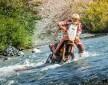 albania rzeka rajd enduro z