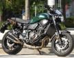 z akrapowiczem Yamaha XSR 700 Scigacz pl z
