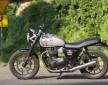 lewa strona Triumph StreetTwin 900 Scigacz pl z