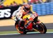 Marquez z pole position do GP Francji