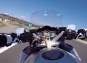 Dunlop RoadSmart III i Yamaha FJR1300 - testy z telemetrią