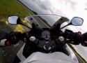 Honda CBR300R 2015 - okrążenie Pannoniaring