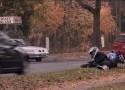 """Prowokacja """"Reakcja"""" - bezpiecze�stwo na drodze"""