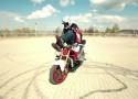 Rafał Pasierbek w swoim najnowszym stunt video - S13 Into The Clouds