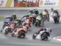 Grand Prix Malezji poczatek wyscigu z