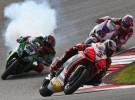 Walka o mistrzostwo Superbike na torze w Portugalii - fotogaleria
