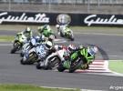Wyścigi Supersport na brytyjskim torze - fotogaleria