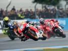 Francuska runda MotoGP - wy�cigi na zdj�ciach
