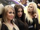 Pi�kne dziewczyny na Pozna� Motor Show