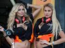 Płeć piękna podczas GP Walencji - galeria zdjęć