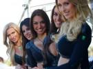 Śliczne dziewczyny z Le Mans w obiektywie!