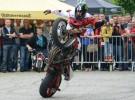 Stunt na Oldtimerbazar - galeria zdj��