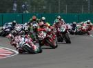 World Superbike Imola - wyścigi widziane przez obiektyw