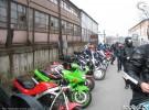 Motocyklowe topienie Marzanny w Rzeszowie 2011