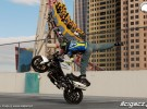 Nick Apex stunt w Las Vegas