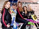 Wojtek Ma�czak na Super Moto Crossie w Budapeszcie