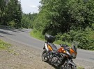 Niebezpieczne zakręty w polskich górach - Salmopol na zdjęciach