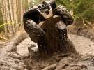 Great Escape Rally 2010 - błoto, spalone wyciągarki i sprzęgła