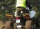 Prabuty G�ry - Wy�cig Cross Country Quad�w