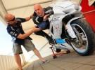 Doskonalenie techniki jazdy motocyklem - fotogaleria CSS 2013