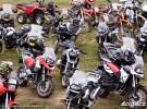Zlot motocykli BMW na wyspie - GS Challange 2011