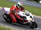 Trening motocyklowy w Poznaniu
