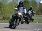 Zlot motocykli BMW: zalew zegrzyński i CSP Legionowo - galeria zdjęć