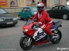 Miko�aje na motocyklach Lublin 2009