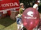 Dzie� Dziecka 2010 w CZD - motocykli�ci dzieciom