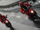 Parada Miko�aj�w w Tr�jmie�cie - motocyklowe Miko�ajki 2010