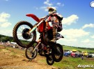 Wi�cbork go�ci motocrossowc�w - zdj�cia z Pucharu Krajny 2012