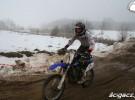 WO�P w Siemiatyczach - wy�cig Snow Cross
