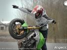 FRS -  stunt trening Zamo��