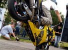Le�niowice i stunt - 6. zlot motocyklowy 2008
