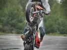 Trening Stuntu w Borsku - Sierpień 2008