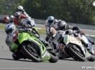 Druga runda Wyścigowych Motocyklowych Mistrzostw Polski - Czechy 2011