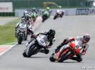 World Superbike w obiektywie - wy�cigi na torze Misano