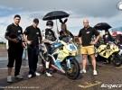 Wy�cigi motocyklowe - Nemuno Ziedas na Litwie